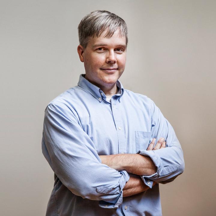 David Keel, IT at Intermark Group