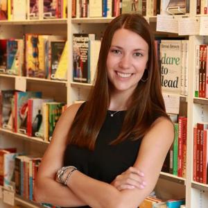 Emma Donaldson, Social Media at Intermark Group